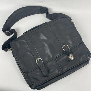 Wilsons Leather Briefcase Laptop Men's Bag